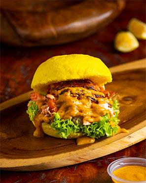 Festival Sandwich Ramadan Sauce